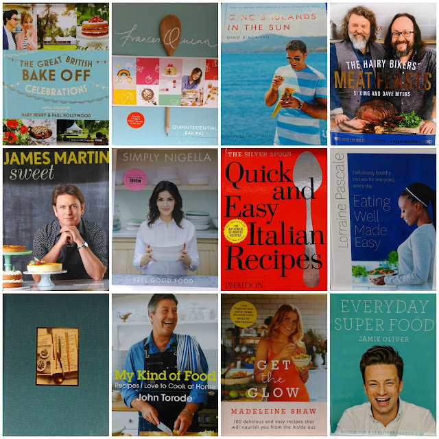 The 2015 Christmas Cookbook Guide