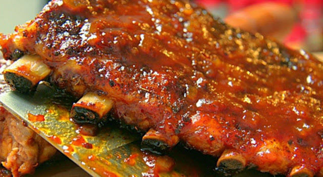 How To Make Oven Baked BBQ Pork Ribs #VideoRecipes