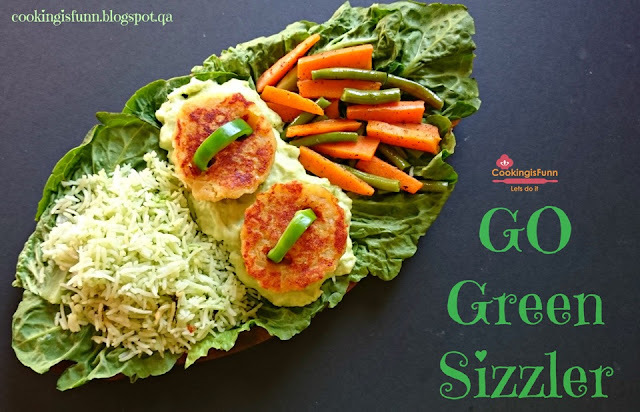 Go Green Sizzler