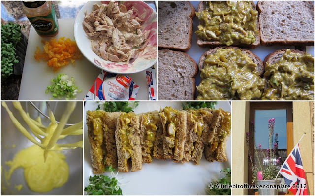 quick and easy jubilee coronation chicken