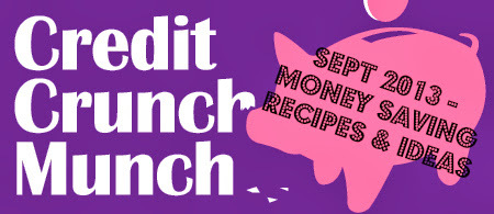 Credit Crunch Munch - September 2013 Round Up