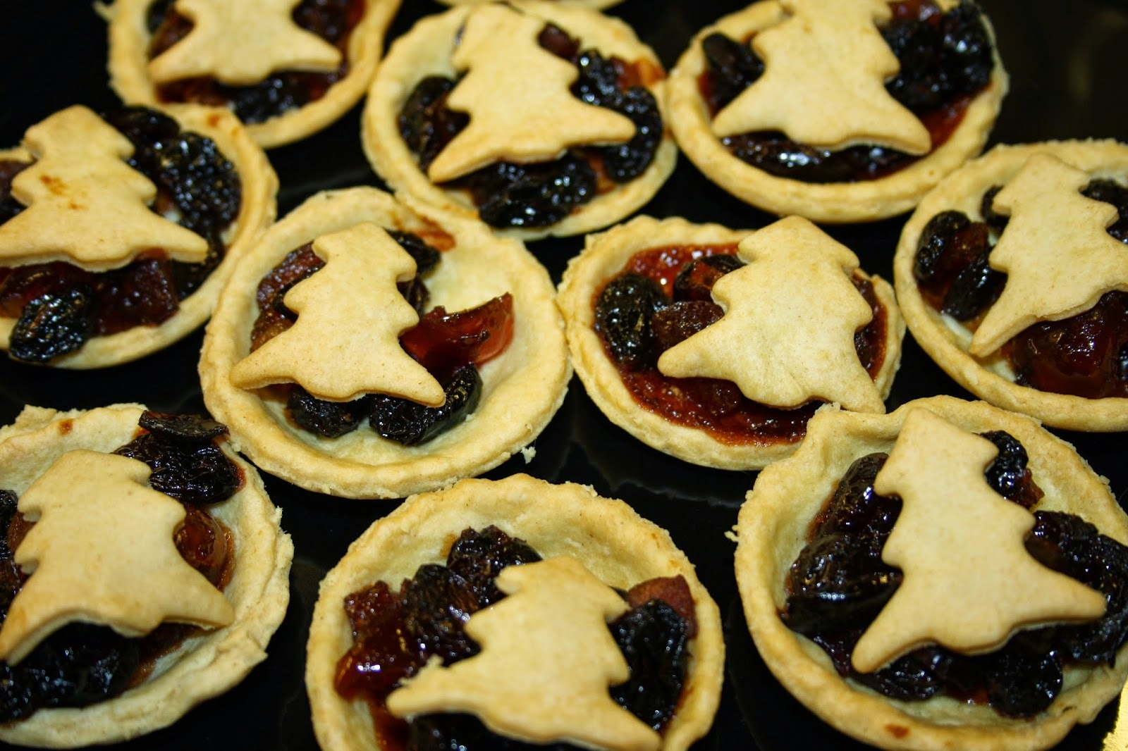 Less Sinful Mince Pies