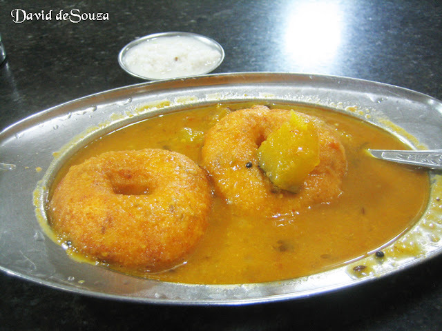 The best of North and South Indian Food!