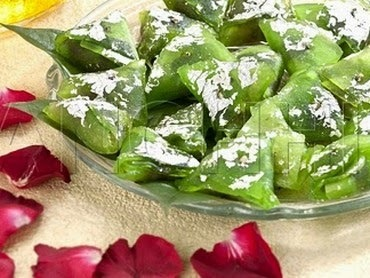 Paan Petha- an exotic sweet from city of Taj