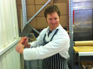 Not so new kid on the block - Nath the Butcher