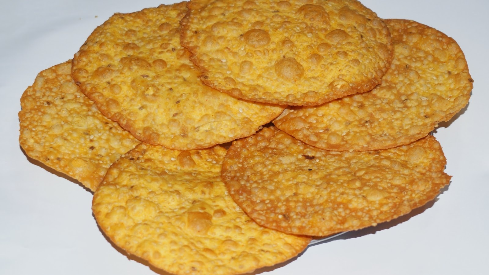 Besan Papad Recipe in Telugu -indian veg recipes