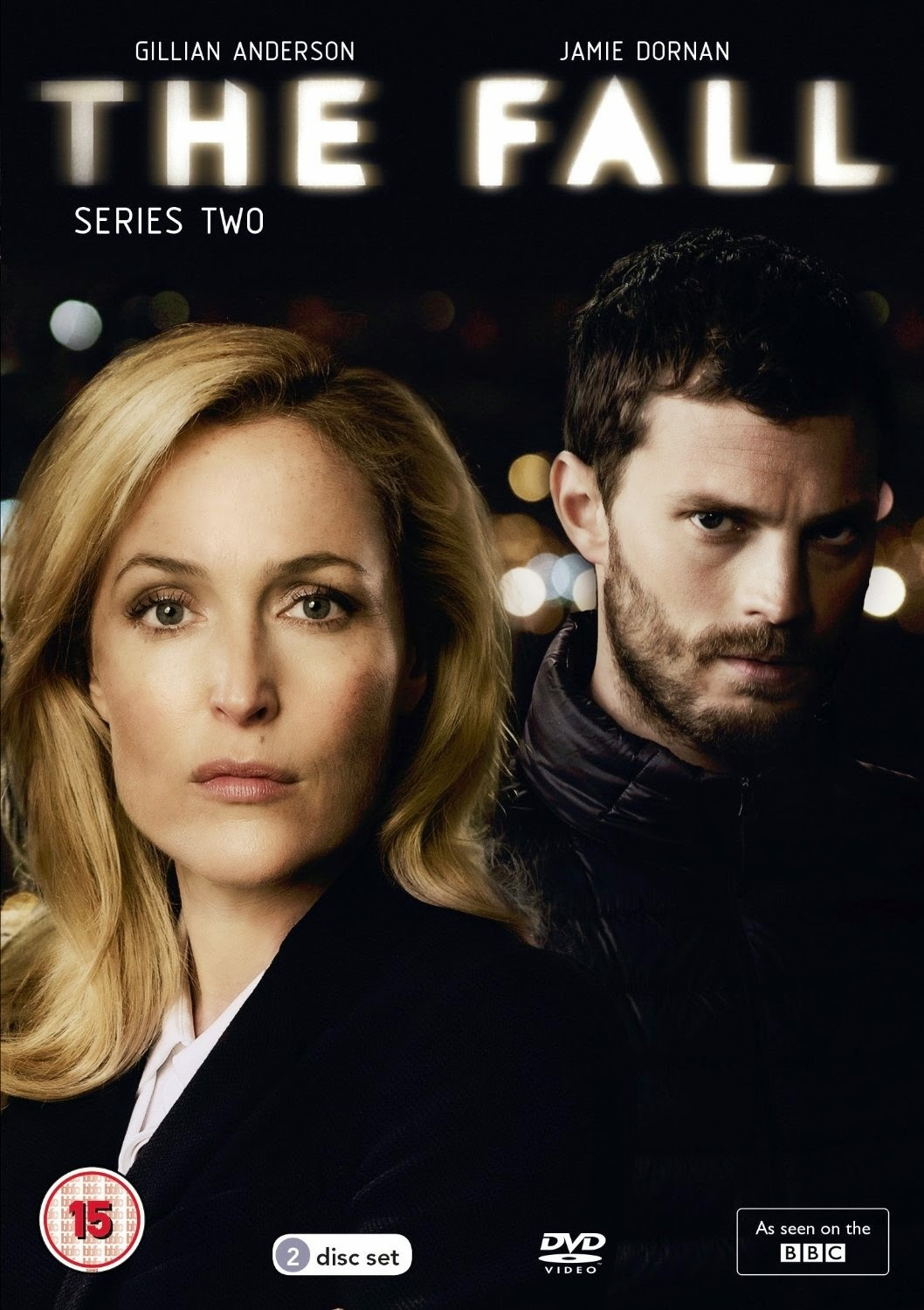 DVD review : The Fall Series 2