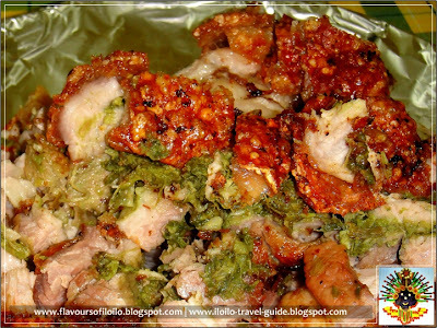 Now in Iloilo: Tastier than lechon, it's Balamban Liempo!