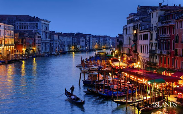 The Traditional Foods of Venice, Italy!
