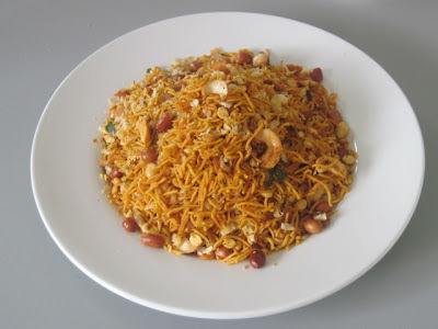 South Indian Mixture (Chivda)