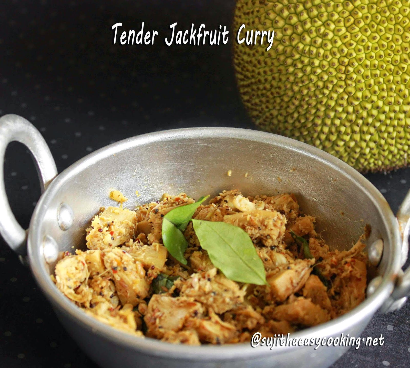 Tender Jackfruit Curry