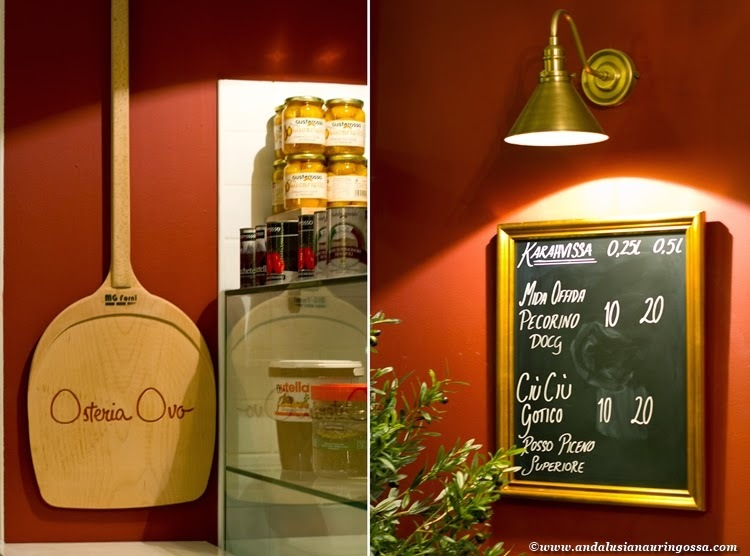 Dining and w(h)ining in Turku: Ovo Osteria Romana
