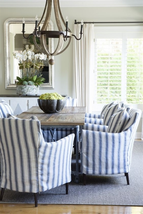 Picking the Right Stripe for Your Home