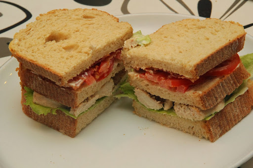 The best club sandwich