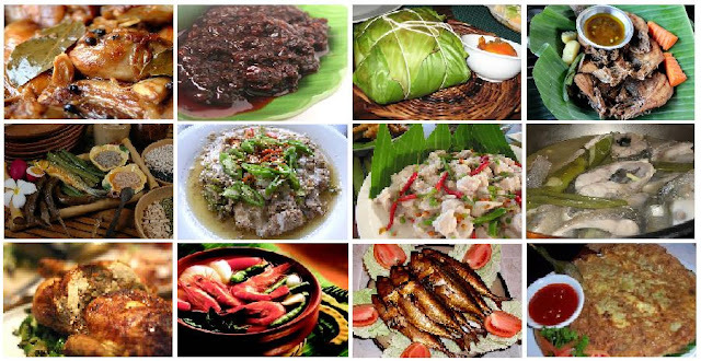 Philippine Cuisine Cooking Methods