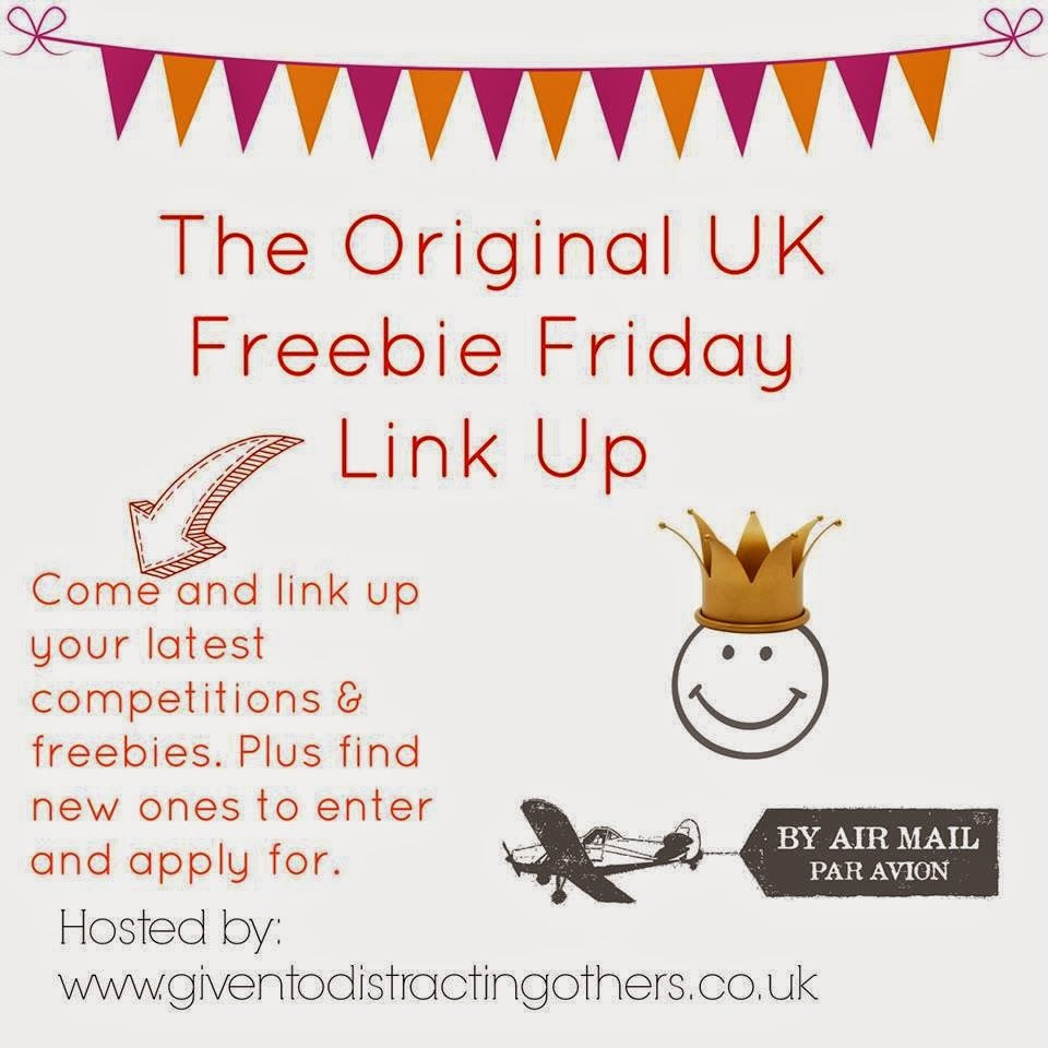 Freebie Friday 10th April 2015