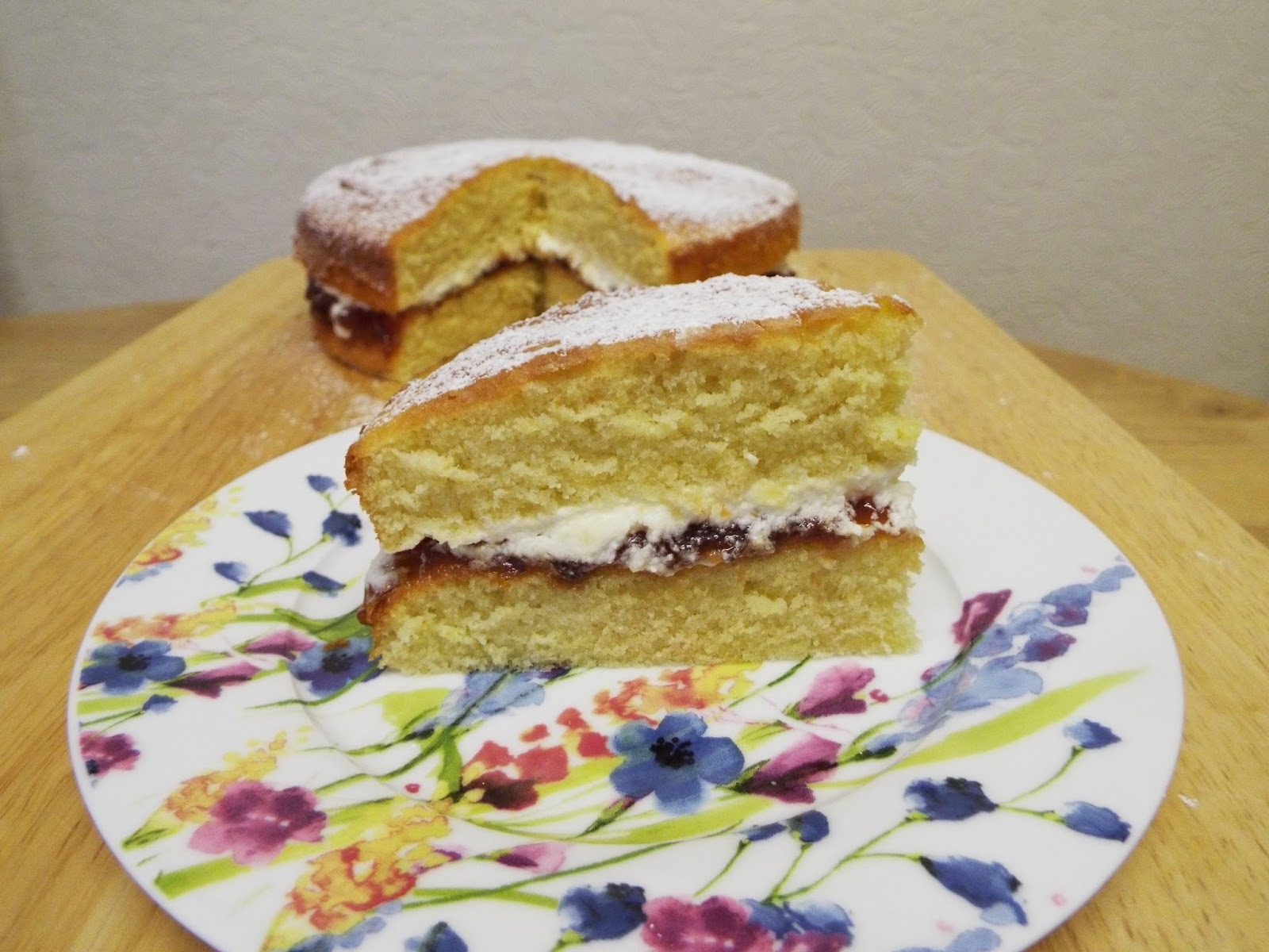 Bake of the Week - Elderflower Cake