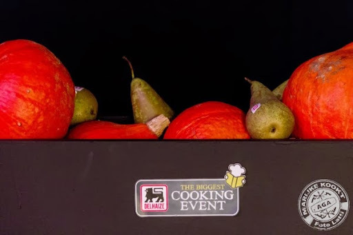 The Biggest Cooking Event Delhaize
