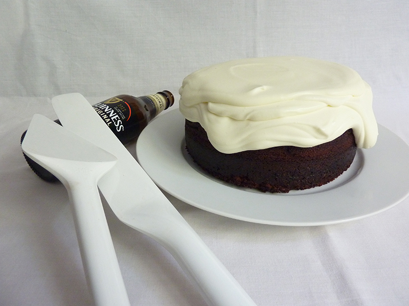 TARTA DE CHOCOLATE GUINNESS (Guinness Stout Chocolate Cake)