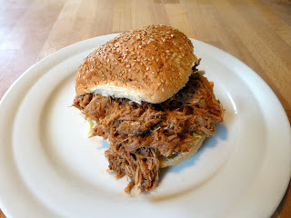 pulled pork oppskrift
