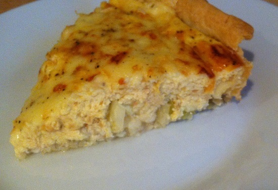hairy bikers quiche