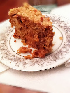 RECIPE: Double Apple Crock Pot Breakfast Cake