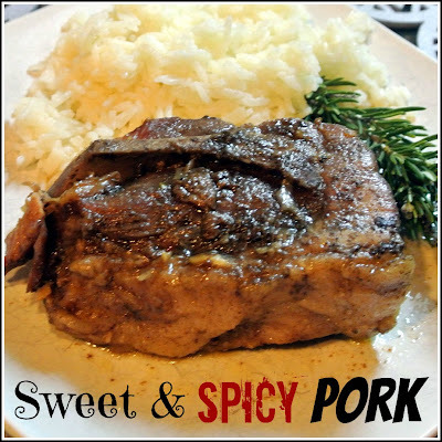 Crock-Pot Sweet and Spicy Pork Shoulder