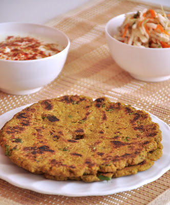Sabudana Thalipeeth Recipe