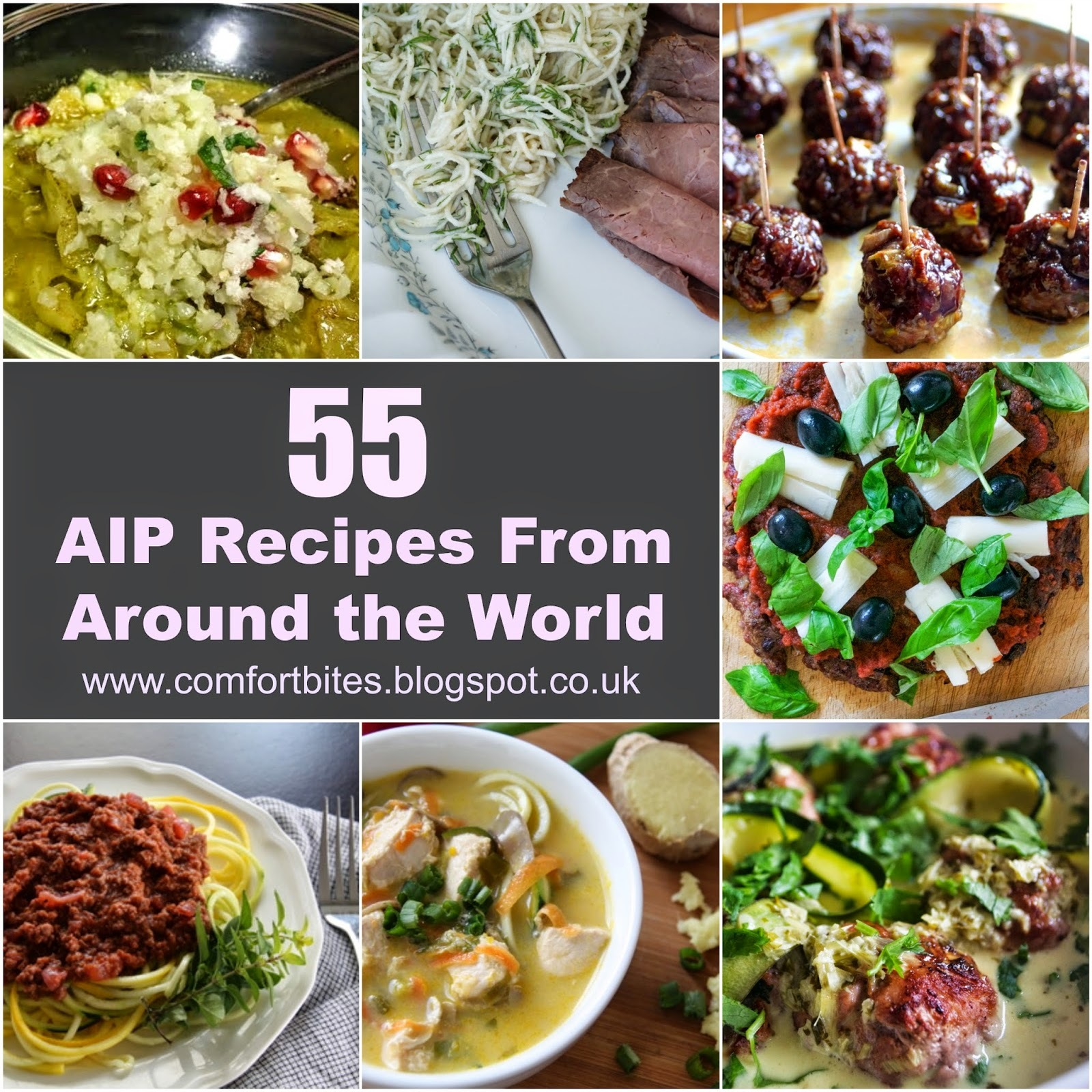 55 AIP Recipes from Around the World