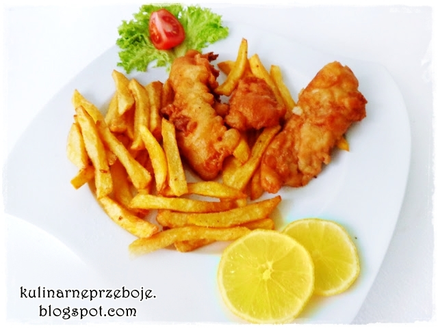 Fish and chips (fish & chips)