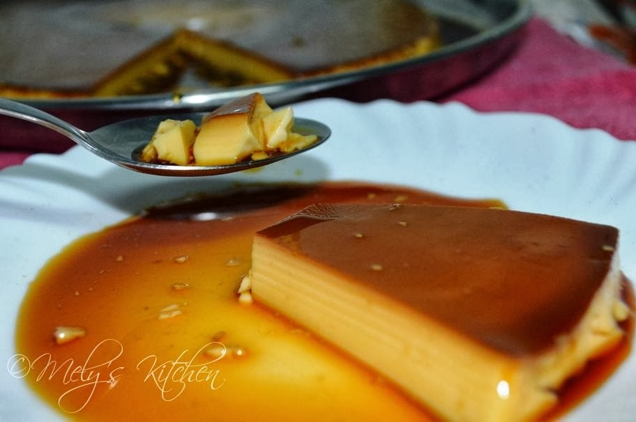 Mely's Kitchen Leche Flan