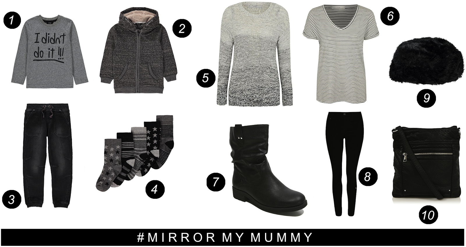 #MirrorMyMummy (Featuring George At Asda)