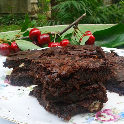 Brownies proteici...con l'ingrediente segreto