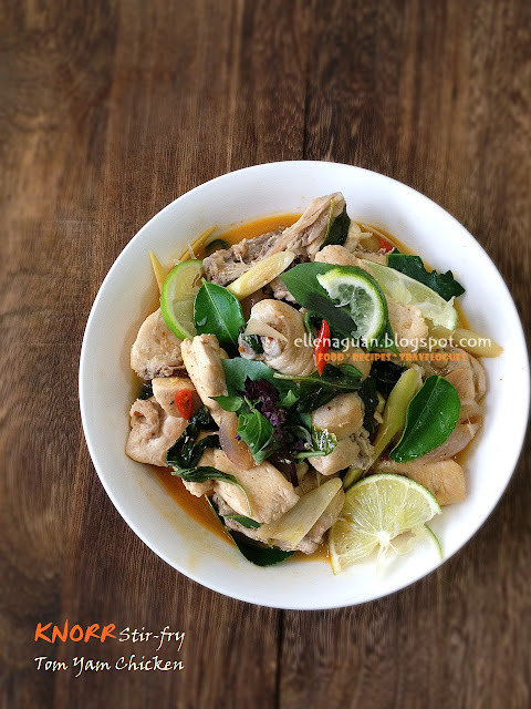 KNORR Stir-Fry Tom Yam Chicken