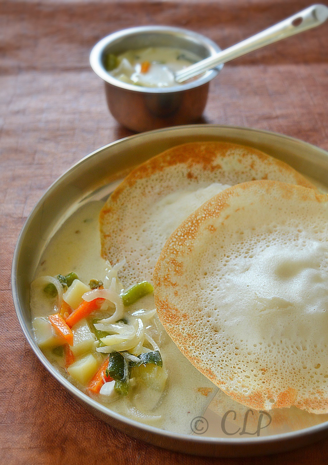 Vegetable Stew for Appam | Kerala mixed vegetable stew