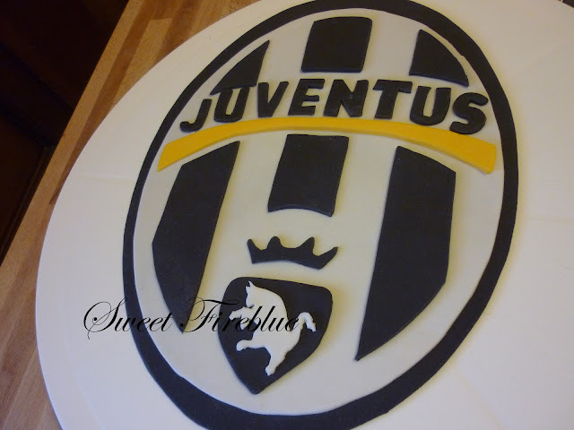 Torta Juventus...(top tutorial)