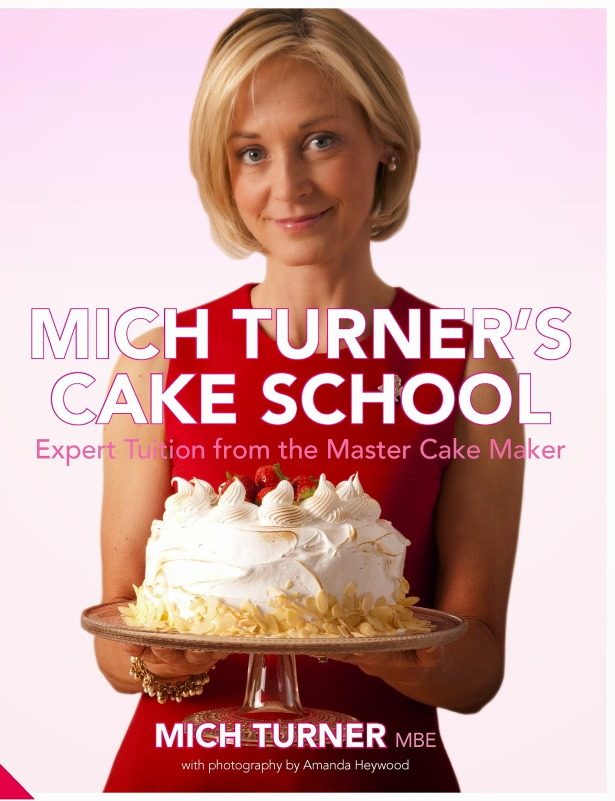 Calling all budding Bake Off contestants - Mich Turner's Cake School