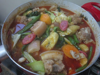 PORK POCHERO ESPESYAL