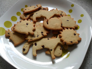 Galletas de mantequilla (facilísimas)