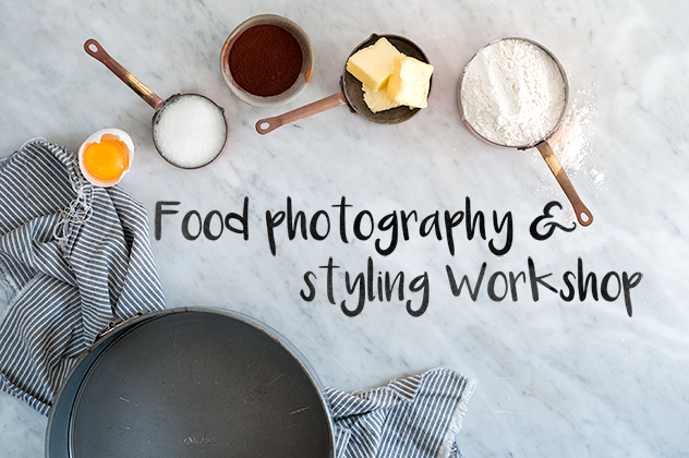 Taller de Fotografía y Estilismo Culinario | Food Styling & Photography Workshop