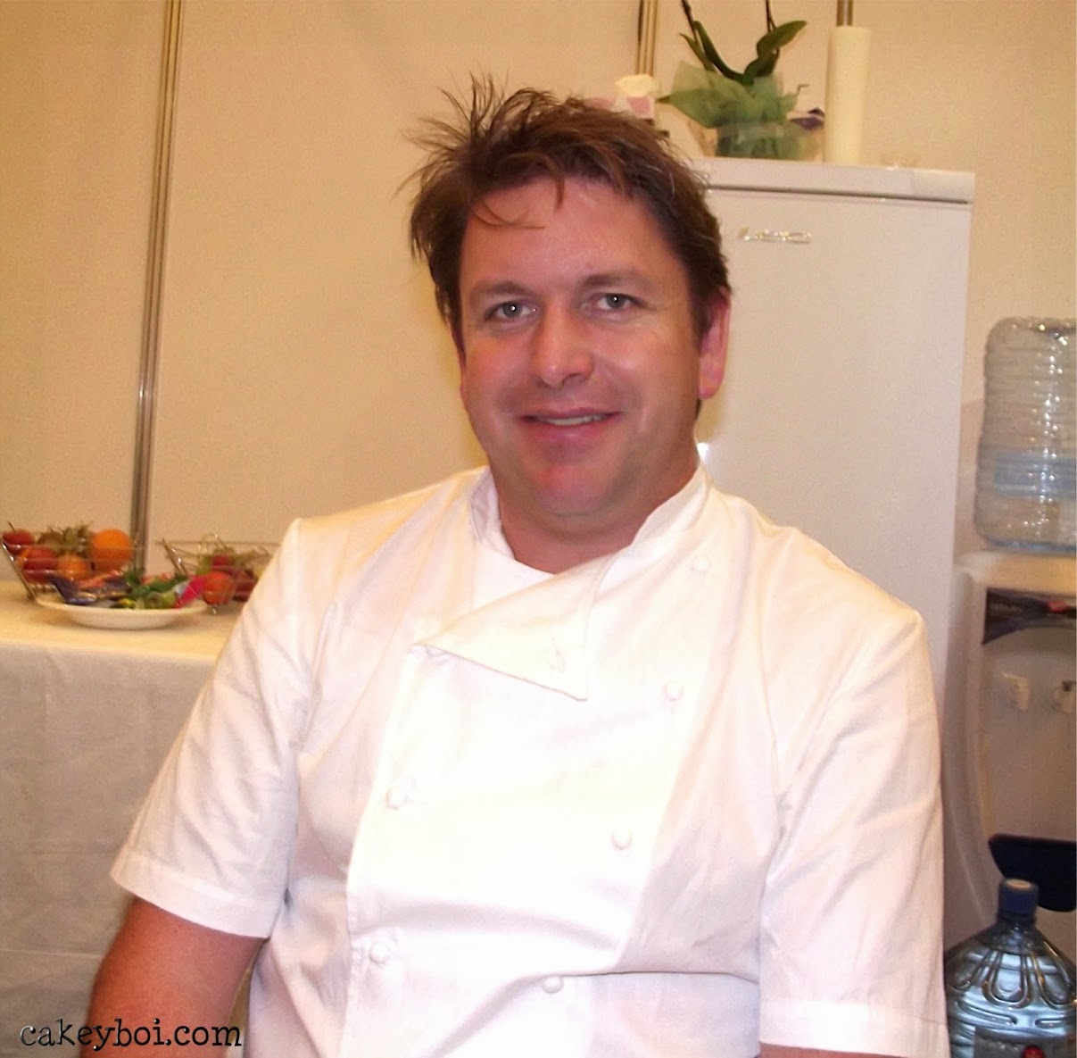 When Cakeyboi met James Martin