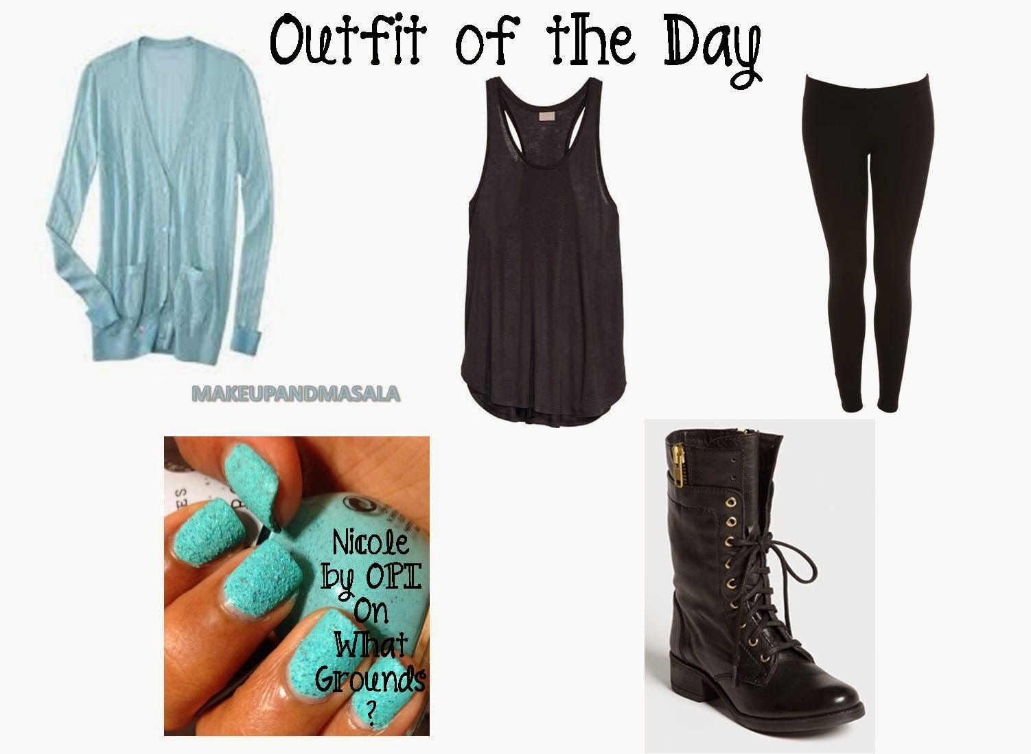 Outfit of the Day: Jason Wu, Steven Madden, Nicole by OPI