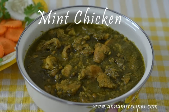 Mint Chicken