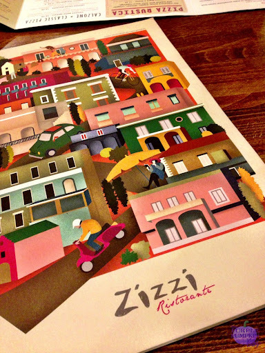 Zizzi Ristorante at The Brewery, Romford {Review}