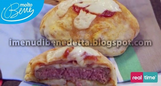 Pizza Burger