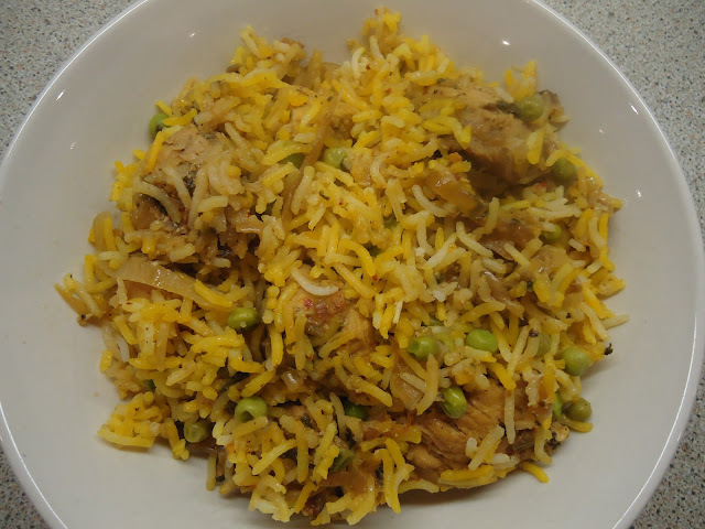 what can i make with leftover biryani