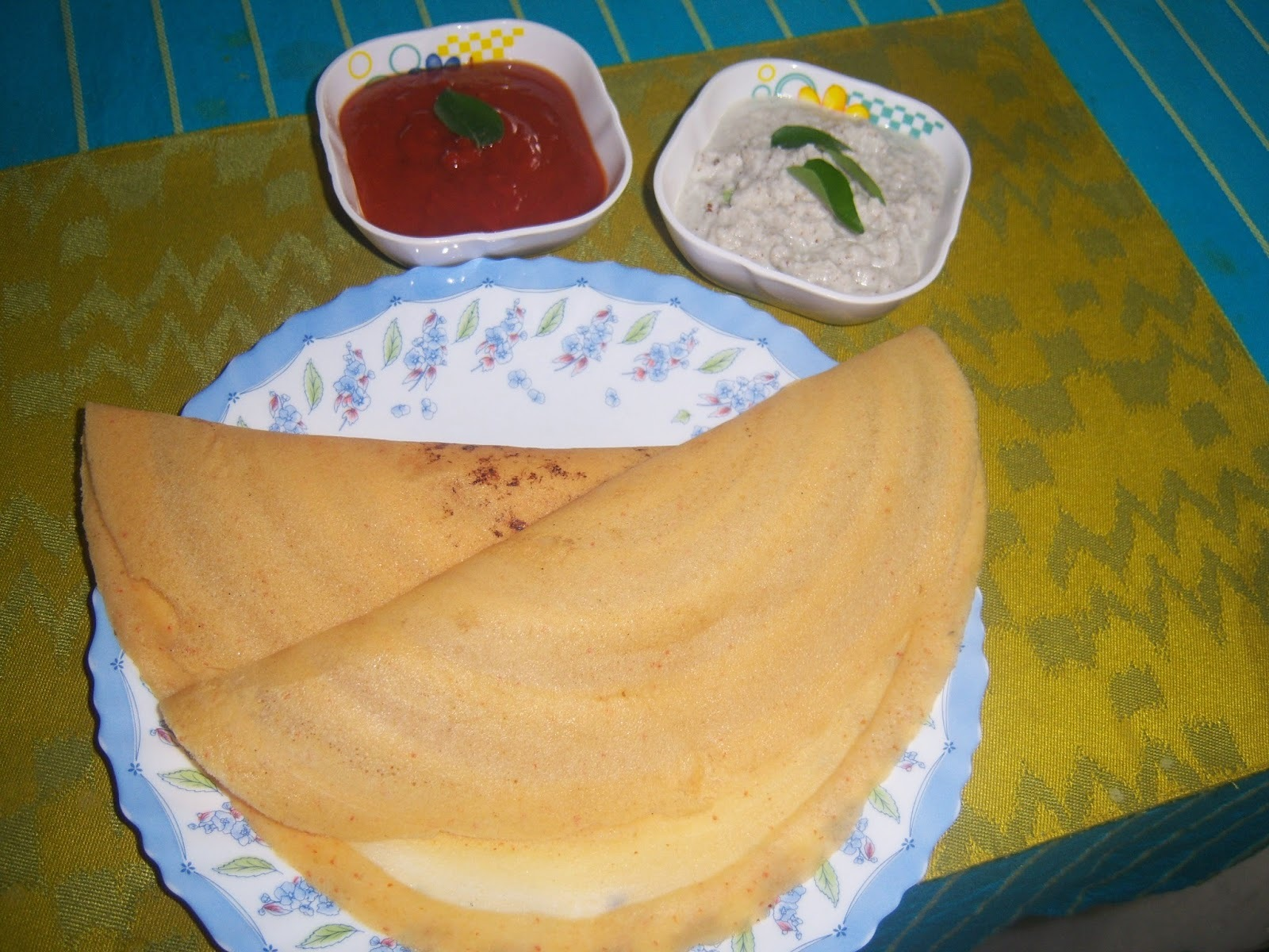 Adai Recipe -- Breakfast Recipe