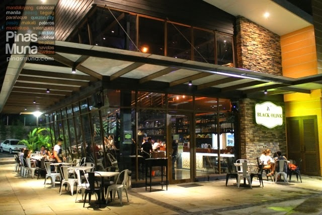 Black Olive Cerveceria at the Capitol Commons in Pasig City