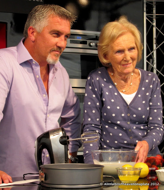 The Great British Bake Off - book review - meet the judges