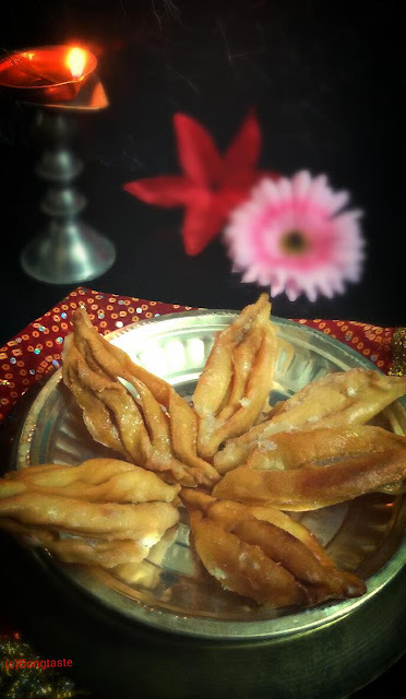 Alo Jhelo (Sugar Coated Indian Pastry) Bengali  Special  Festive  Sweet